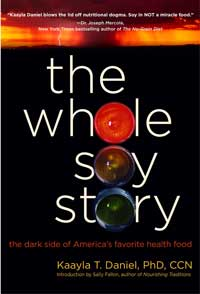 cover of book Whole Soy Story