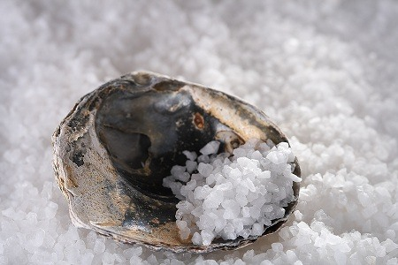 Picture of sea salt