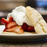 Gluten Free Strawberry Shortcake Recipe Photo