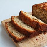 Banana Coconut Cream Bread Recipe Photo