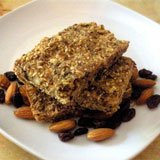 Chewy Homemade Granola Bars Recipe Photo