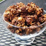 Chocolate Almond Granola Recipe Photo