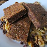 Chunky Monkey Super Omega-3 Energy Bars Recipe Photo