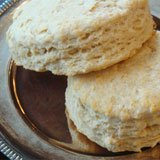"Coconut Kefir ""Buttermilk"" Biscuits Recipe Photo"