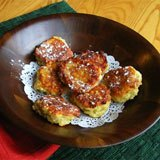 Coconut Rice Fritters Recipe Photo
