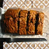 Gluten Free Banana Avocado Quick Bread Recipe Photo