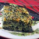 Gluten Free Spinach Soufflé Recipe Photo