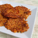 Gluten Free Yam Pancakes Recipe Photo