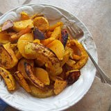Hot Roasted Butternut Recipe Photo