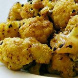 Mustard Seed Cauliflower Stir-fry Recipe Photo
