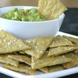 Plantain Tortilla Chips Recipe Photo