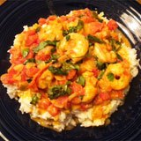 Thai Coconut Curry Shrimp Recipe Photo