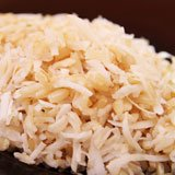 Triple Coconut Rice Recipe Photo