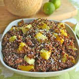 Tropical Coconut Quinoa Recipe Photo