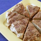 Apple Cinnamon Scones Recipe Photo