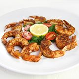 Coconut-Cajun Shrimp Recipe Photo