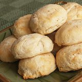 Coconut Flour Baking Powder Biscuits Recipe Photo