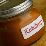 Homemade Fresh Tomato Ketchup Recipe Photo