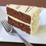 Gluten Free Coconut Flour Chocolate Cake recipe photo