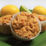 Lemon-Lime Coconut Flour Muffins Recipe Photo