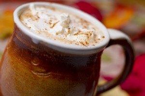 Spiced Coconut Mocha Recipe Photo