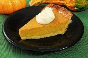 Gluten-Free Pumpkin Pie Recipe Photo