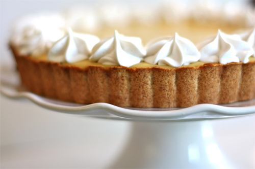 Grain-Free Honey Graham Cracker Pie Crust Recipe and Photo by Danielle ...