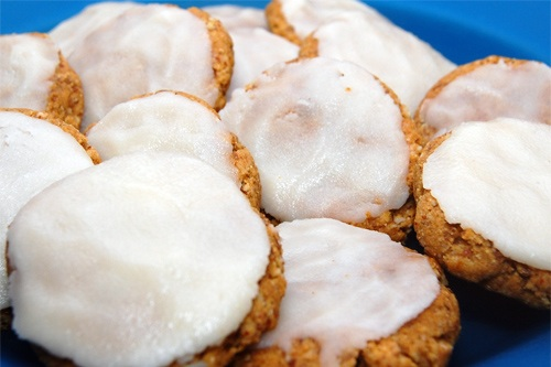 Gluten Free Pumpkin Spice Cookies Recipe Photo