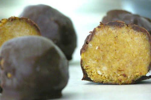Pumpkin Butter Truffles Recipe Recipe Photo