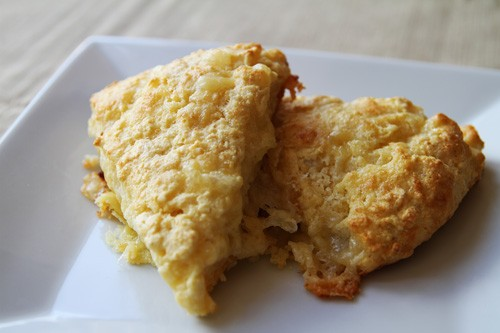 How to use Coconut Flour and Savory Cheese Scones with Coconut Flour Recipe Photo
