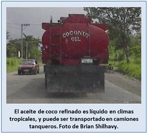 Spanish-coconut-oil-truck