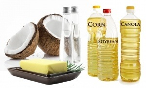 traditional-fats-coconut-oil-butter-refined-canola-soybean-corn-300x181