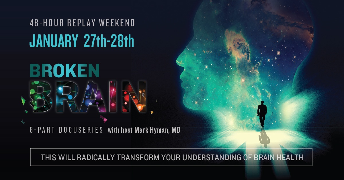 Broken Brain Replay Weekend